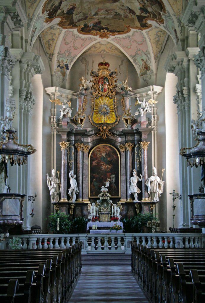 Amorbach – Wildenburg